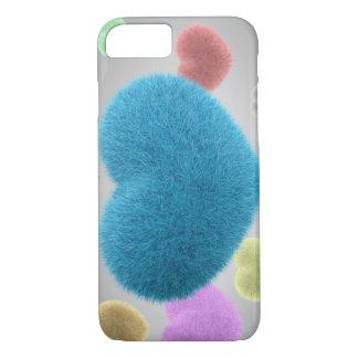 Grande Cuore Blu. Case-Mate iPhone Case