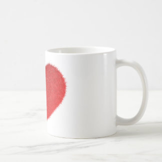 Grande Cuore Rosso. Coffee Mug