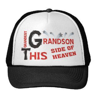 Grandest Grandson-5star© Cap Trucker Hat