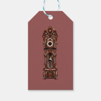 Grandfather Clock Gift Tags