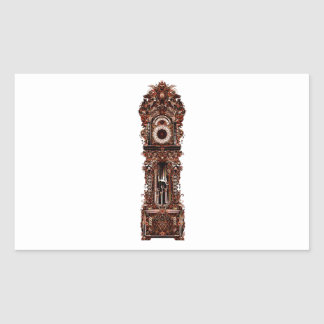 Grandfather Clock Sticker