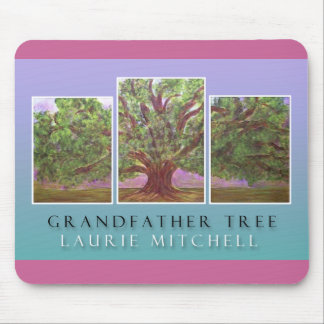 Grandfather Tree Mouse Pad