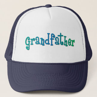 Grandfather Trucker Hat