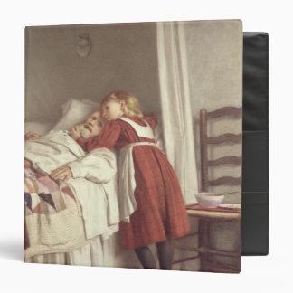 Grandfather's Little Nurse Vinyl Binders
