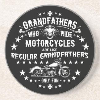 Grandfathers Who Ride Coaster