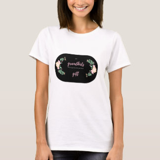 Grandkids Are a Gift from God T-Shirt