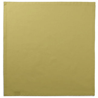 Grandly Luxurious Gold Color Napkin