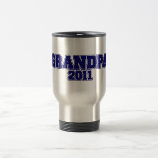 Grandma 2011 travel mug