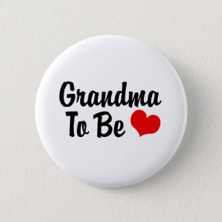Grandma 2 Inch Round Button