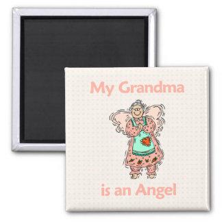 Grandma Angel Magnet