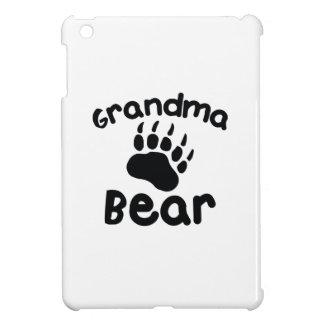 Grandma Bear Cover For The iPad Mini