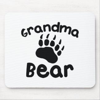 Grandma Bear Mouse Pad