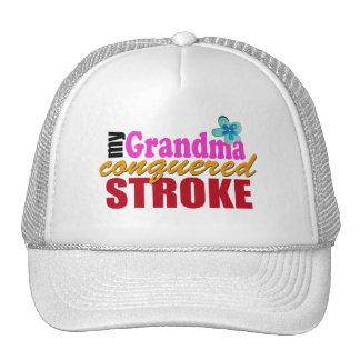 Grandma Beat Stroke Trucker Hats
