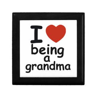 grandma design gift box