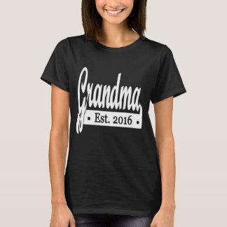 GRANDMA EST. 2016 T-Shirt