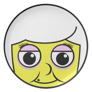 Grandma Face Plate