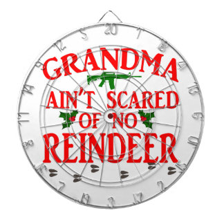 Grandma Got Ran Over Dartboard