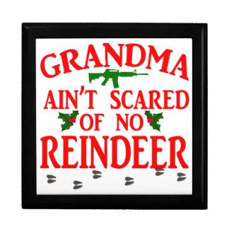 Grandma Got Ran Over Gift Box