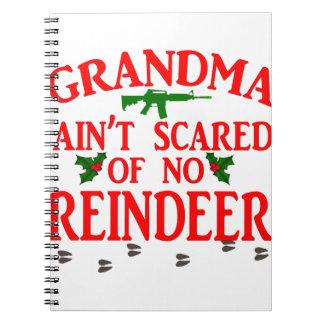 Grandma Got Ran Over Notebooks