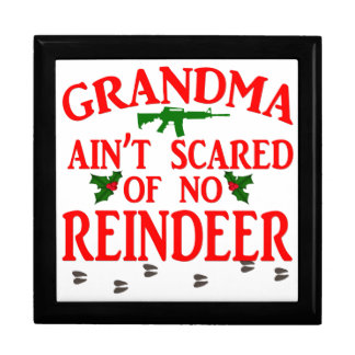 Grandma Got Ran Over Trinket Boxes