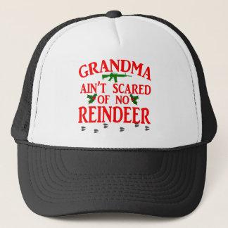 Grandma Got Ran Over Trucker Hat