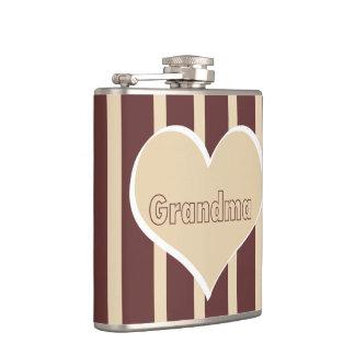 Grandma Hip Flask