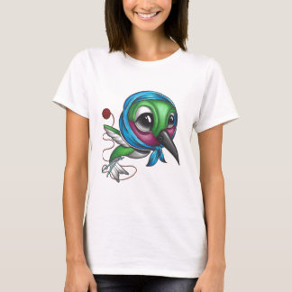 Grandma Humming Bird T-Shirt