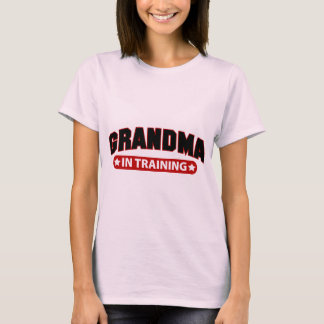 Grandma In Training T-Shirt