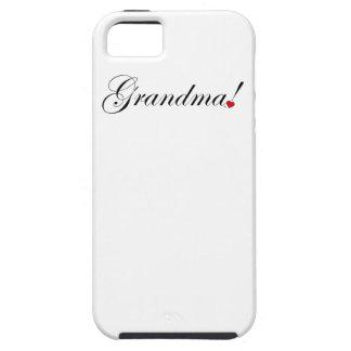 Grandma iPhone 5 Cover