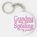 Grandma is my Name Key Chain