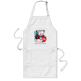 Grandma is the Best Chef Ever. Custom Gift Aprons