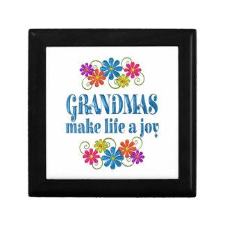 Grandma Joy Keepsake Boxes