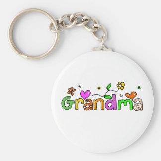 Grandma Keychain
