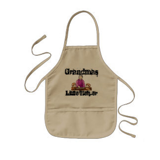 Grandma Little Helper Apron