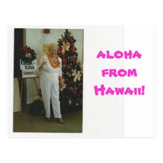 Grandma Pat postcard