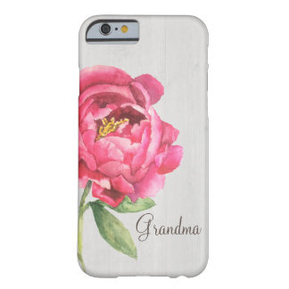Grandma Peony Case Mother's Day Gift
