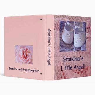 Grandma s Little Angel binder Granddaughter photo