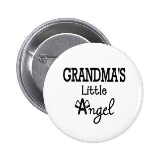 Grandma s little angel pin