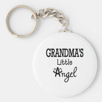 Grandma s little angel key chains