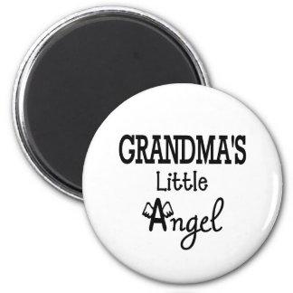 Grandma s little angel refrigerator magnets