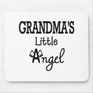 Grandma s little angel mouse pad