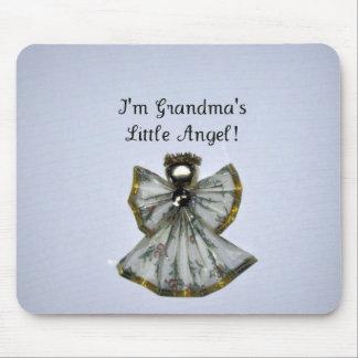 Grandma s little angel mousepad