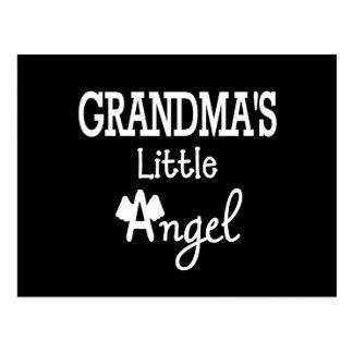 Grandma s little angel post cards