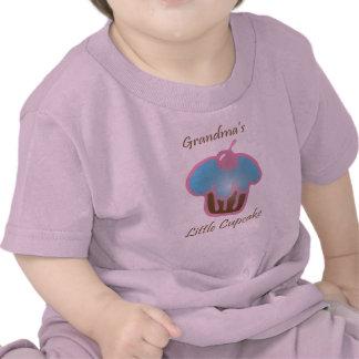 Grandma s little Cupcake Tshirts