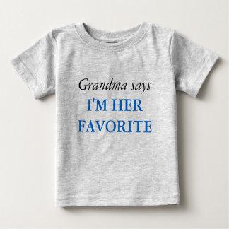 Grandma Says - Favorite T-Shirt