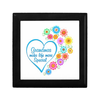 Grandma Special Heart Gift Box