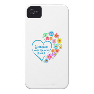 Grandma Special Heart iPhone 4 Covers