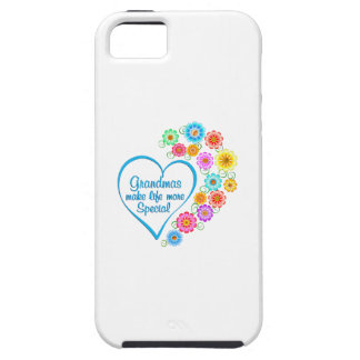 Grandma Special Heart iPhone 5 Covers