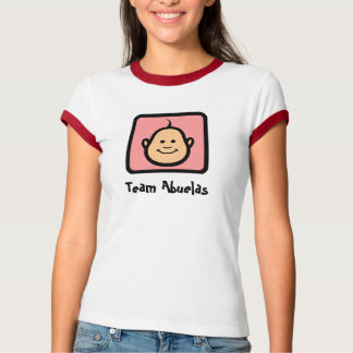 Grandma, Team Abuelas T-Shirt