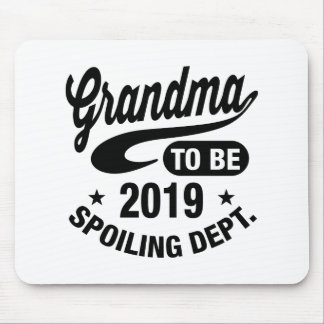 Grandma To Be 2019 Mouse Pad